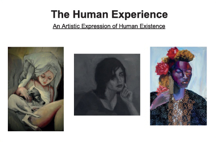 The Human experience Exhibition, Matt Mcleod Fine Art, Arkansas Art Gallery